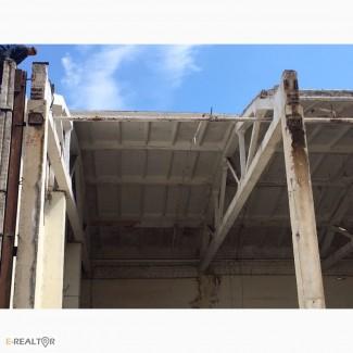 Продам бетонный ангар 5400м2