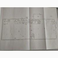 Сдам помещение 1936м, 1 этаж, красная линия, высокий трафик, Центр