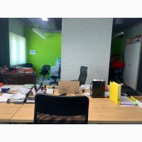 Небольшой офис в стиле лофт