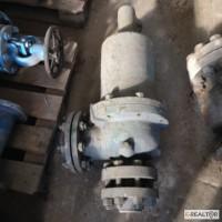 Клапан СППКр (СППК4р) предохранительный Ду50 Ру160 СППКр - клапан пру