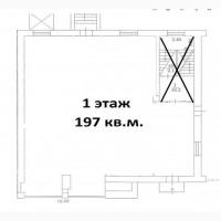БЕЗ % Аренда торгового помещения 149-526 м2, м. Майдан Независимости