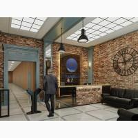 Предлагаем в аренду офисные помещения в новом бизнес-центре Franklin