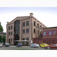 Отдельное здание бизнес-центр FRANKLIN в центре, с парковкой.Без комиссии