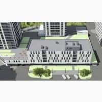 Предлагаем офисные площади в строящемся ТОЦ Матрица