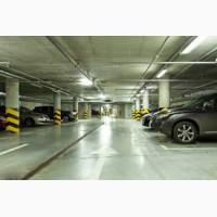 Машиноместо в подземном паркинге
