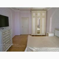 Аренда видовой 3-комнатной на Оболонских Липках