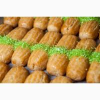 Пахлава ореховая медовая. 14 видов