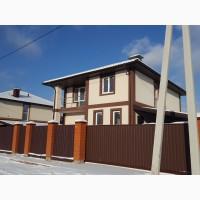 Продам 2 эт. новый дом 145 кв.м.в с.Осещина, с.к Синевир