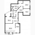 Продажа 4-комнатной в центре. Без комиссии