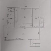 Сдам ОСЗ, 132м, одноэтажное, 17 соток, кр.линия ул.Деревянко, П.Поле