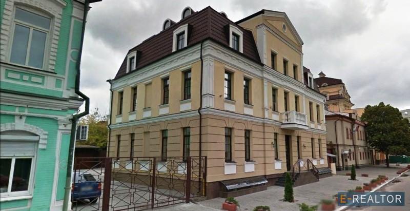 Здание 1 030 м2, Киев, Контрактовая площадь, Волошская Ильинская