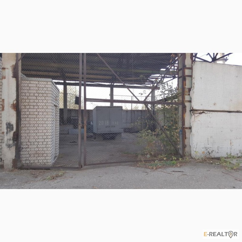 Фото 3. Складской комплекс пл.9171м2, ЗУ 2.98 га, рампа, п.Безлюдовка, Харьков