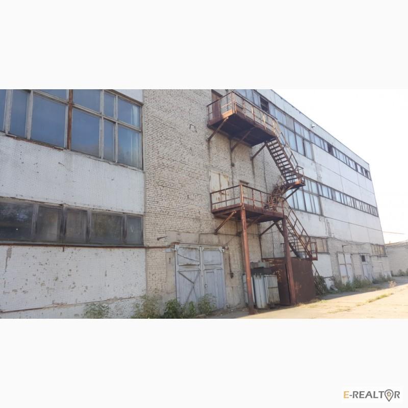 Фото 6. Складской комплекс пл.9171м2, ЗУ 2.98 га, рампа, п.Безлюдовка, Харьков