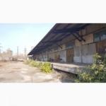 Складской комплекс пл.9171м2, ЗУ 2.98 га, рампа, п.Безлюдовка, Харьков