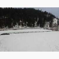 Продаеться земельный участок в горах Карпатах с. Поляниця